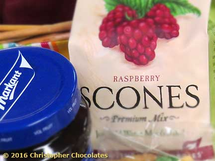 Scones and Baked Snacks