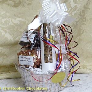 Nuts About You! Gift Basket