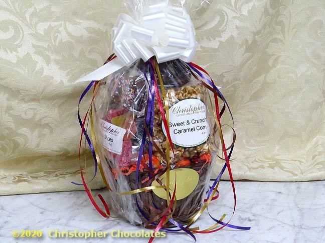 Simple Treats Gift Basket